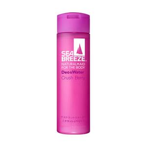 【まとめ買いがお得!】資生堂 シーブリーズ デオ&ウォーターA(クラッシュベリーの香り) (医薬部外品)160mL Shiseido SEA BREEZE Deo & Water x48個セット 4901872444700【ラッキーシール対応】