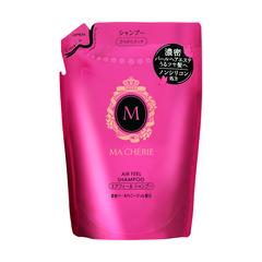 【まとめ買いがお得!】資生堂 マシェリ エアフィール シャンプー EXつめかえ用 380mL Shiseido MA CHERIE Shampoo x18個セット 4901872447572【ラッキーシール対応】