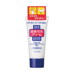 【まとめ買いがお得!】資生堂 尿素10%クリーム(チューブ)(指定医薬部外品)60 g Shiseido Urea Cream x48個セット 4901872883172