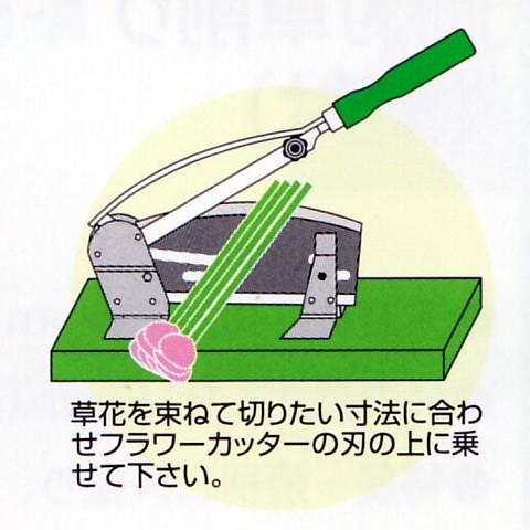 (沖縄県を除く)ウエダ フラワーカッター N-180(S-200)