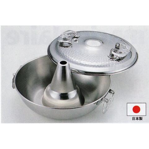 不锈钢涮涮锅锅看到辉敦煌 26 厘米 18-8 不锈钢点日本清酒锅日本