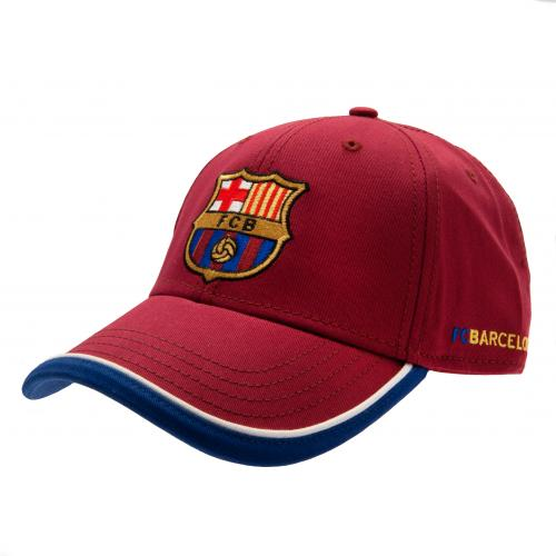 Footballshop fcFA  Barcelona official Cap TP (Burgundy)  8d5f1cc0153
