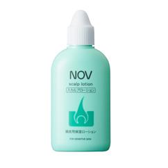 臨床皮膚医学に基づいて考えられたスキンケア化粧品 送料込み NOV ノブ スカルプローション 2020春夏新作 80mL 新作製品、世界最高品質人気!
