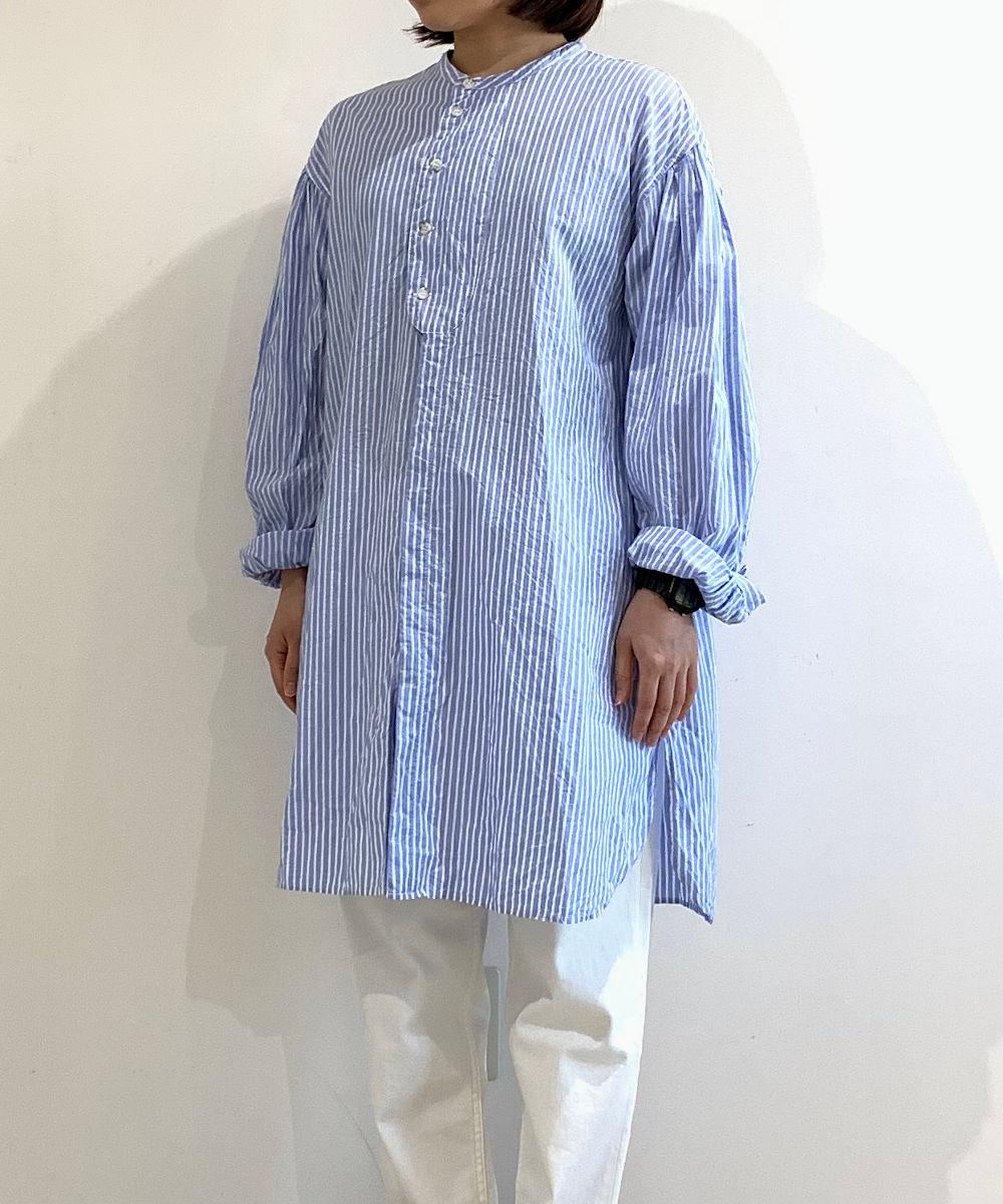 【お買い物するだけ20倍】Veritecoeur ヴェリテクール ロンドンストライプシャツ【20200429】【H】