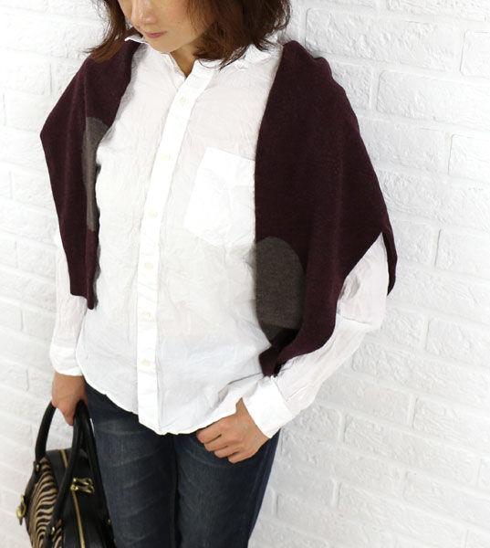 Bennetts Lane Shirts(べネッツレーンシャツ)コットン 長袖 レギュラーカラー シャツ・NBLS1151-0341402【メンズ】