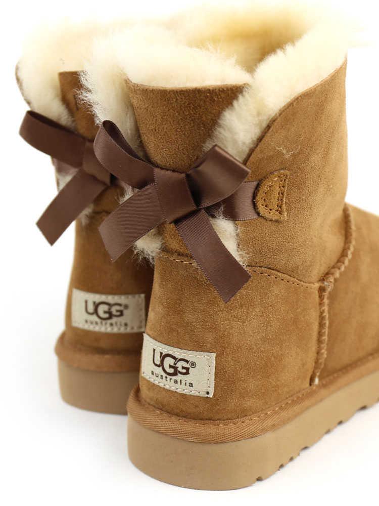 (Ugg Australia) UGG Australia Sheepskin short boots