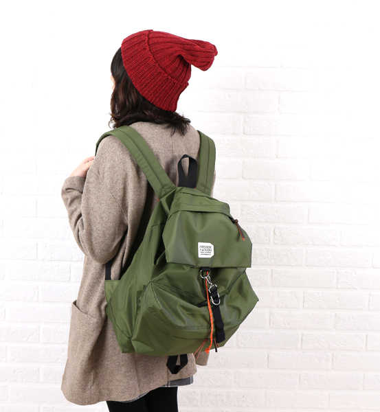 "FREDRIK PACKERS(フレドリックパッカーズ)PACK CLOTH リュックサック デイパック ""420D EXPLORE PACK""・EXPLORE-PACK-3411601【レディース】【JP】"