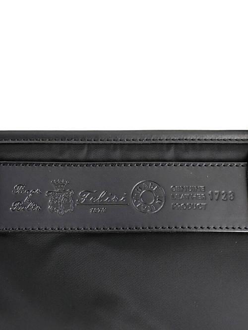 "ProfitMargin 尼龙皮革商务手提包""1728年 / DS +""-1728-DS-DS-0191501"