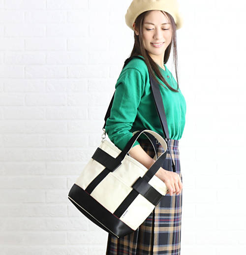 BRIEFING(ブリーフィング)コットンキャンバス 2WAY トートバッグ ショルダーバッグ EASEL CANVAS TOTE S・BRL545219-2771702【レディース】【JP】
