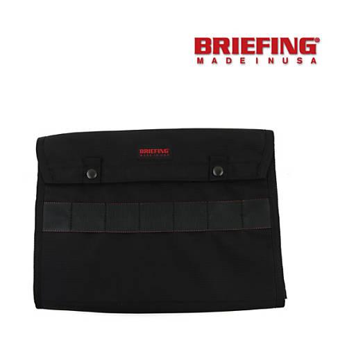 BRIEFING(ブリーフィング)バリスティックナイロン 3ルーム A4 ドキュメントケース 書類入れ・BRF487219-2771702【メンズ】【レディース】【JP】