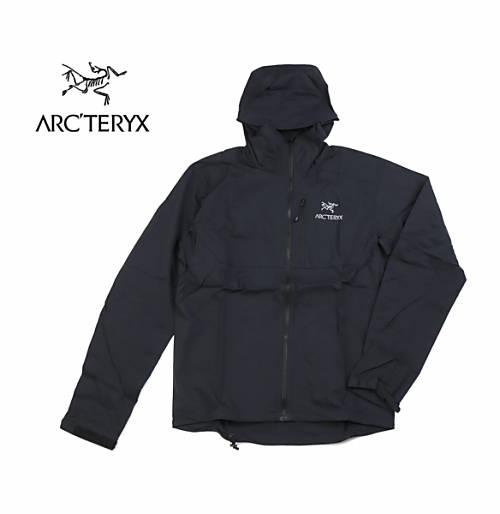 ARC'TERYX(アークテリクス)ナイロン 軽量 フーデッド メンズ ジャケット ウインドブレーカー SQUAMISH HOODY MEN'S スコーミッシュフーディ・SQUAMISH-H-M-4211801【メンズ】【last_1】