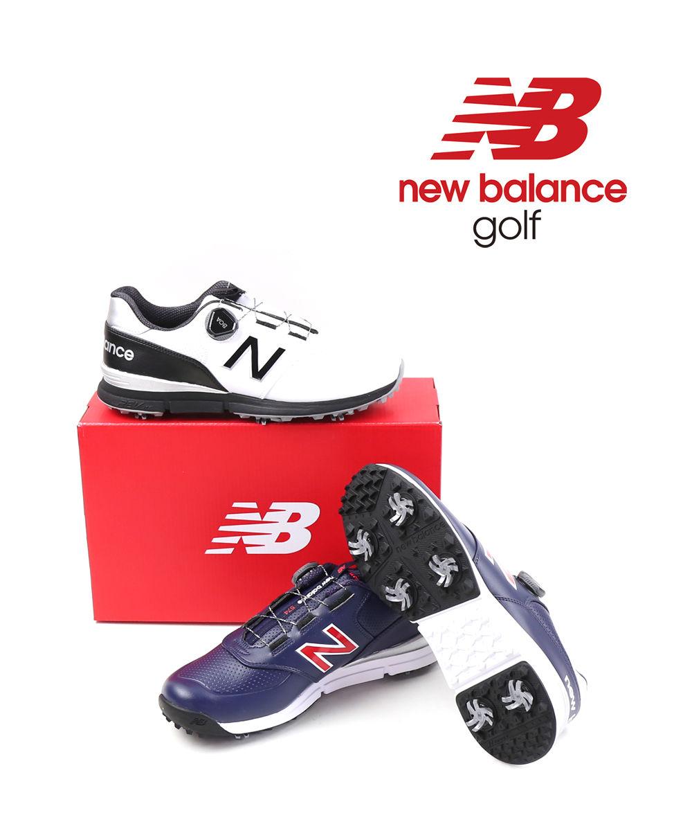 new balance(ニューバランス)GOLF メンズ ダイヤル式 ゴルフシューズ スパイク MGB574v2・MGB574-4061901【メンズ】【JP】【■■】