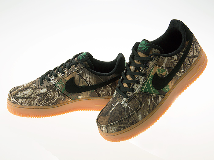 Nike Air Force 1 '07 LV8 3 Realtree Nike air force 1 '07 LV8 3 rials tree AO2441 001 men sneakers running shoes