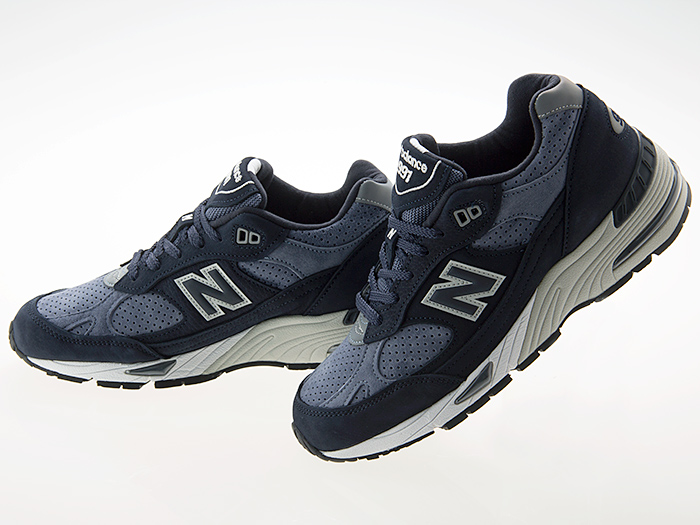 ニューバランス NEW BALANCE M991NVB MADE IN ENGLAND UK NAVY/BLUE ネイビー/ブルー ワイズD