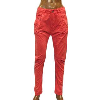 FAYZA*[DIESEL]* WOMEN'S PANTS ディーゼル レディース カラーパンツ