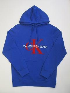 [CALVIN KLEIN JEANS] MEN'S HOODIE カルバンクラインジーンズ メンズ パーカー