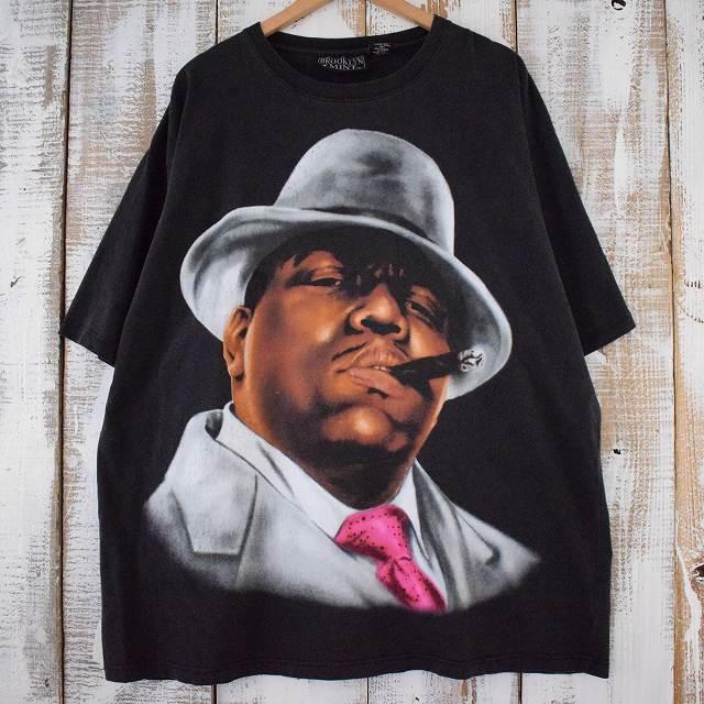 The Notorious B.I.G. ヒップホップTシャツ XXL ノートリアスビッグ ラッパー MC ビッグサイズ 【古着】 【ヴィンテージ】 【中古】 【メンズ店】