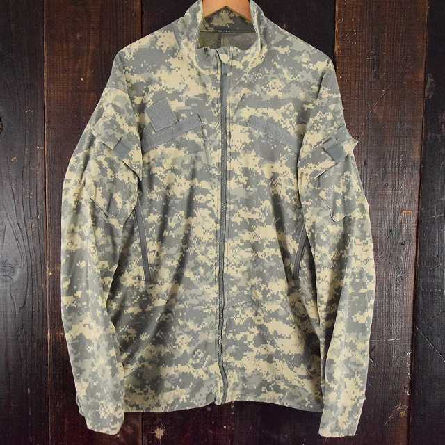 2000's US.ARMY ACU GEN III WINDSHIRT 米軍 ミリタリー ジャケット シャツ ACUカモ 迷彩 アウター 【古着】 【ヴィンテージ】 【中古】 【メンズ】