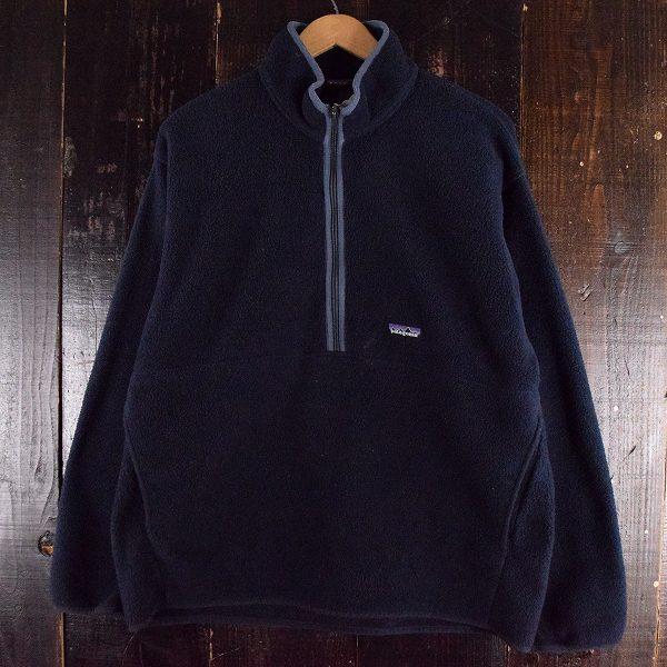 2000's Patagonia ハーフジップ フリースジャケット L 2000年代 パタゴニア アウトドア 【古着】 【ヴィンテージ】 【中古】 【メンズ】