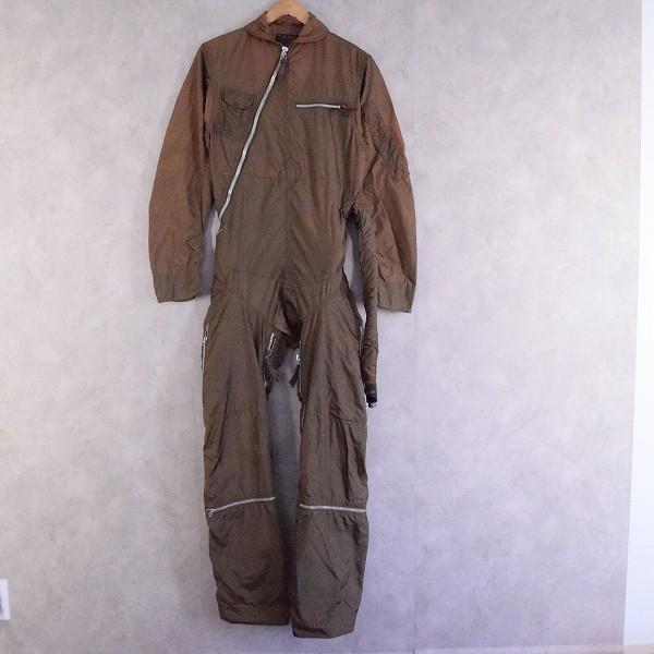 50's U.S.NAVY Anti Blackout G-Suit 50年代 アルミジップ アメリカ軍 米軍 海軍 usネイビー ジャンプスーツ つなぎ オールインワン  【古着】 【ヴィンテージ】 【中古】 【メンズ】