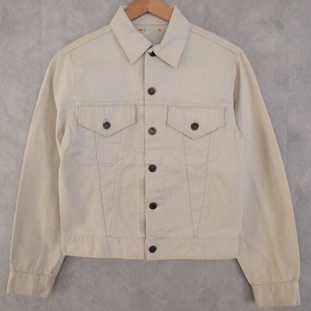 60's LEVI'S 941B Pique Jacket 60年代 リーバイス ピケジャケット ホワイト 生成り  【古着】 【ヴィンテージ】 【中古】 【メンズ店】