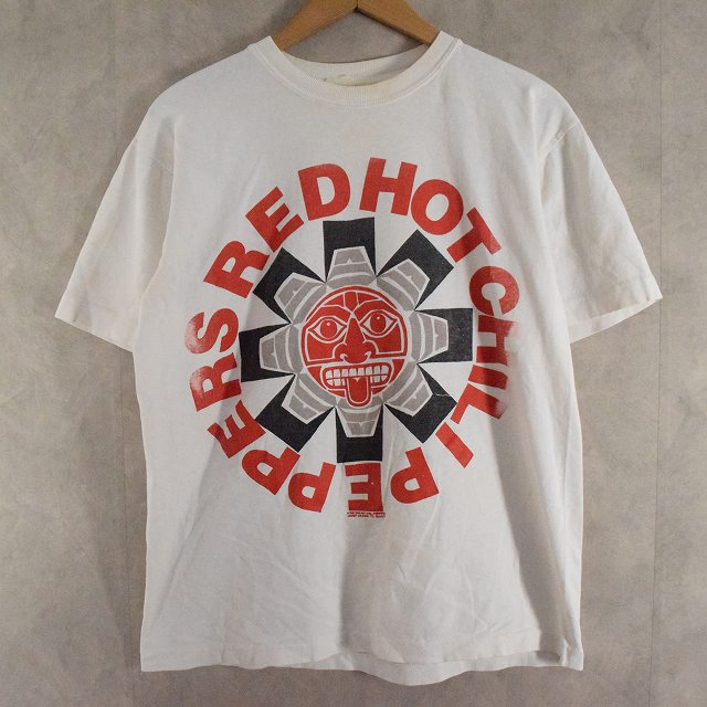 90's Red Hot Chili Peppers Music T-shirt 90年代 レッドホットチリペッパーズ レッチリ ハンキ―パンキー Tシャツ ミュージック ロック バンT  【古着】 【ヴィンテージ】 【中古】 【メンズ】