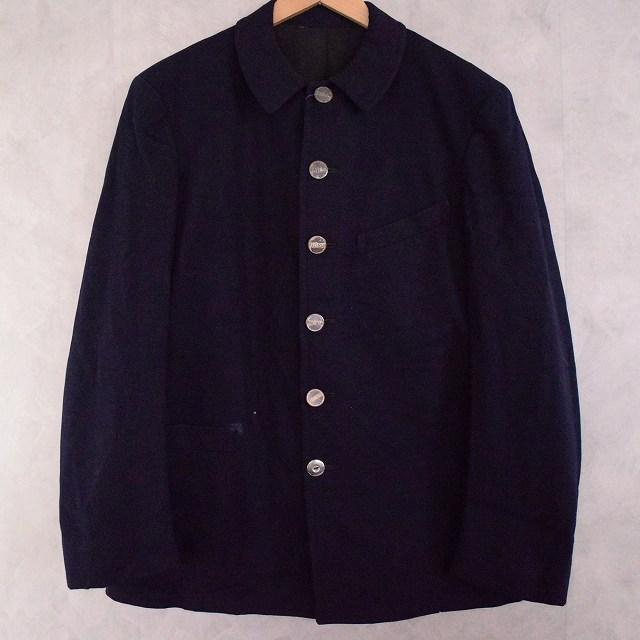 VINTAGE PULLMAN Hotelman Jacket 60年代 プルマン ホテルマンジャケット ウール ユニフォーム 【古着】 【ヴィンテージ】 【中古】 【メンズ】