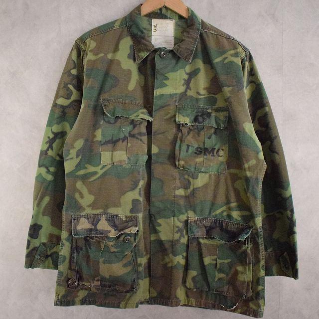 70's U.S.ARMY ERDL迷彩×LC-1迷彩
