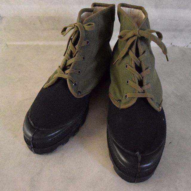 ポーランド軍 Training Shoes 27cm ポーランド ミリタリー ヨーロッパ トレーニングシューズ 靴 スニーカー 【古着】 【ヴィンテージ】 【中古】 【メンズ店】