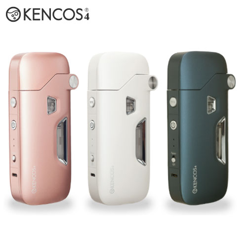 アクアバンク正規代理店 KENCOS4(ケンコス4:本体のみ)ポータブル水素ガス吸引具[SA-001]【送料無料】