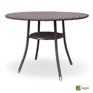 ガーデンテーブル:ドイツ製・レーハウ社AMALFI ダイニングテーブル1000[F-151]【fsp2124-6f】【あす楽対応不可】【全品送料無料】