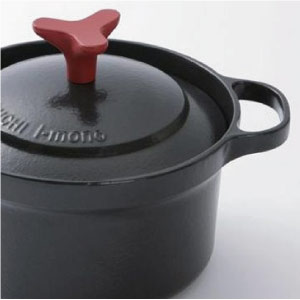 KAWAGUCHI i-mono HOT PAN 15 鋳物製お鍋15cm [K-003]【FGP1007_5】