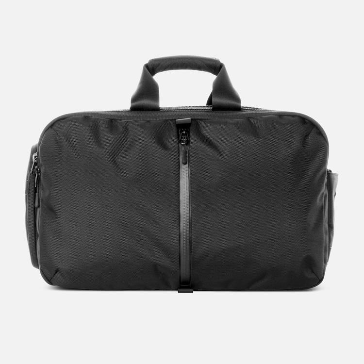 Aer Gym Duffel (Black) AER-00009 エアー ジムダッフル バリスティックナイロン バリスティック ナイロン ボストンバック bag バッグ ユニセックス 男女兼用 メンズ 送料無料