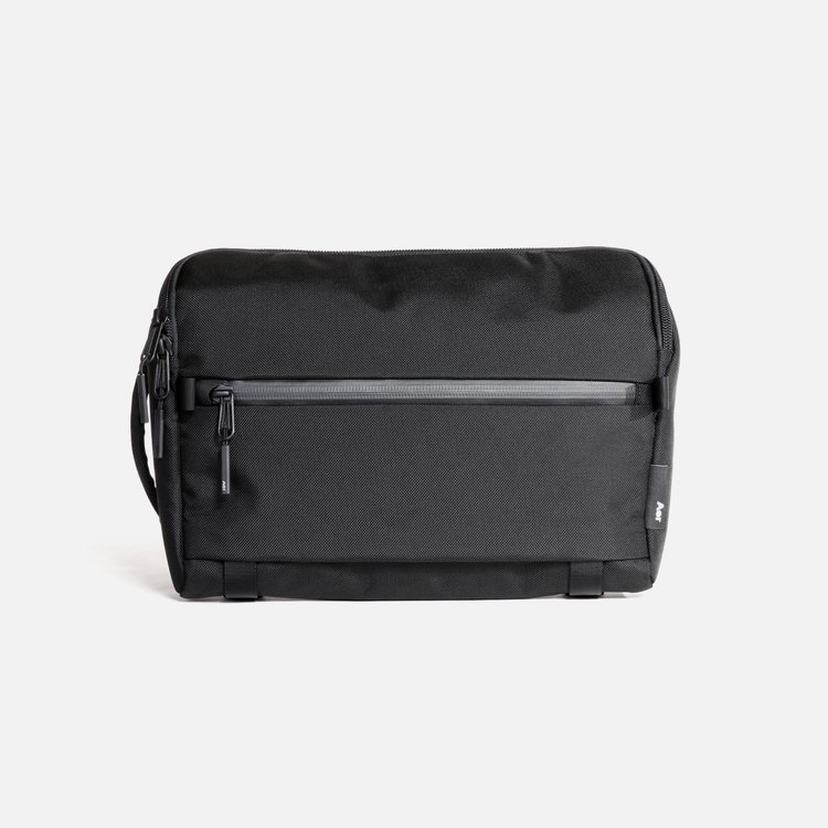 Aer Travel Sling (Black) AER-21005 エアー トラベルスリング トラベル スリング バリスティックナイロン スリングバック bag バッグ ユニセックス 男女兼用 メンズ 送料無料