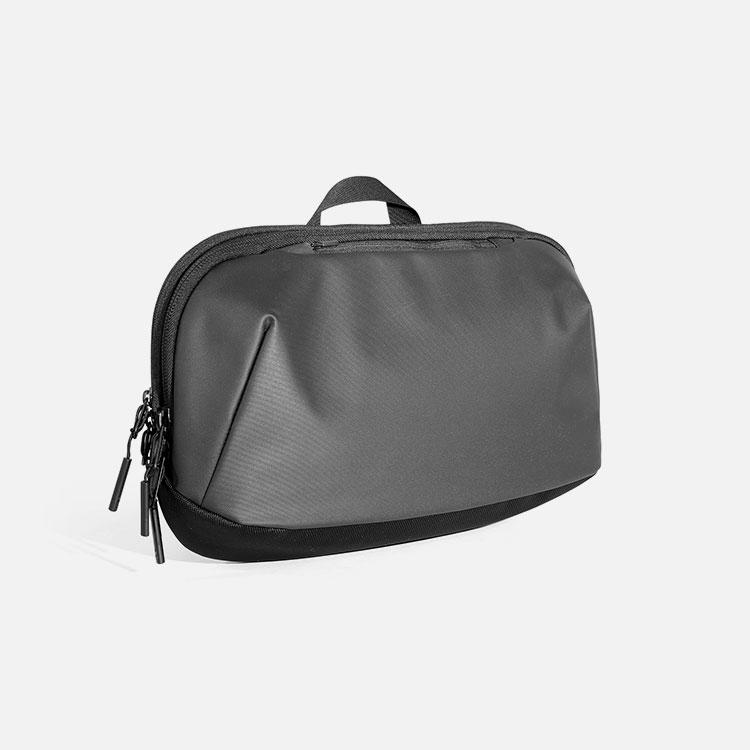 Aer Tech Sling 2 (Black) AER-31008 エアー テックスリング cordura コーデュラ バリスティックナイロン 撥水 スリングバッグ bag バッグ ユニセックス 男女兼用 メンズ 送料無料