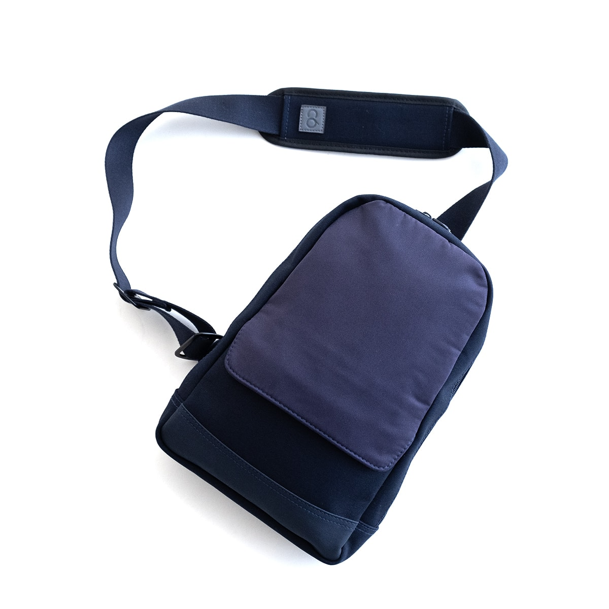 C6 Single Strap Backpack (Navy) C1710 シーシックス ストラップ バックパック ショルダーバッグ ナイロン コンパクト 軽量 バッグ ユニセックス 男女兼用 メンズ 送料無料