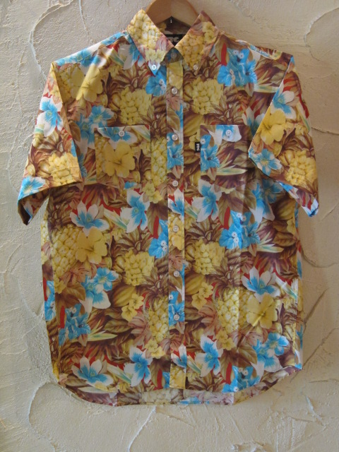 FTC/FLORAL SHIRTS RED