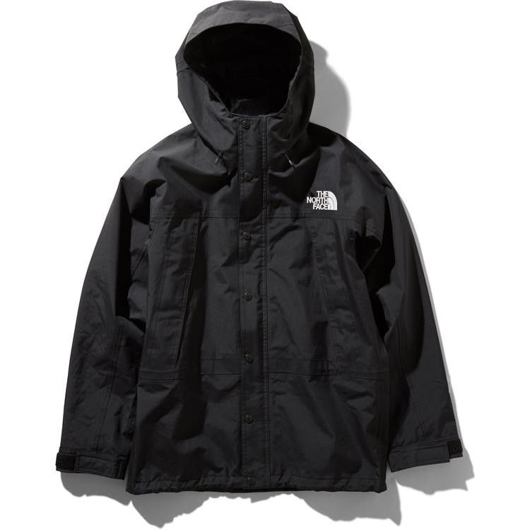 ★送料無料★THE NORTH FACE/MOUNTAIN LIGHT JKT BLACK