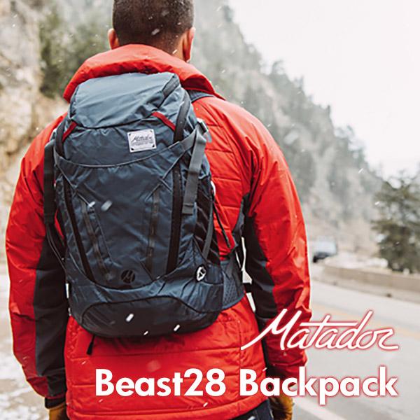 一番の Matador Beast28 Technical Backpack マタドール ビースト28リットル テクニカル バックパックバックパック コンパクト レジャー アウトドア 登山 軽量 折りたたみ 防水 リュック アウトドア レジャー 登山 トラベル 旅行 夏, ボディピアス専門店 スリーナイン:d616eef0 --- kultfilm.se