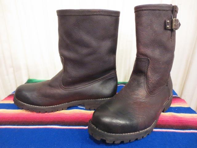 【新品】Ralph Lauren DENIM & SUPPLY ラルフローレン デニム&サプライ Larry Tumbled Boot ラリータンブルドブーツ 12 D【古着屋mellow市場店】