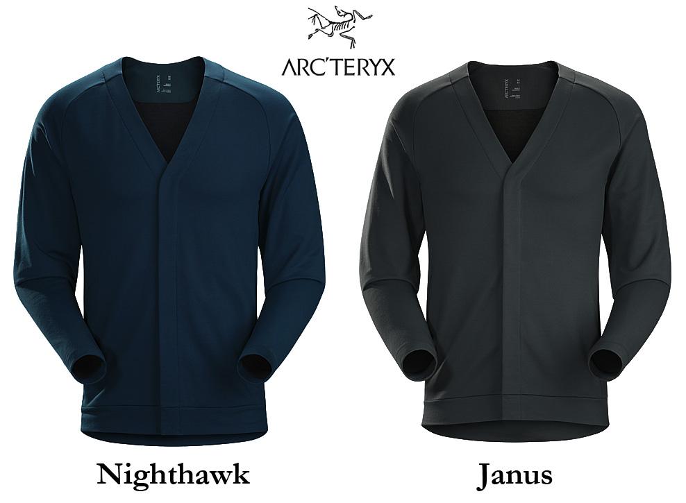 ARC'TERYX A2B Cardigan / アークテリクス A2B カーディガン 【サイズ:S , M , L】【カラー:Nighthawk , Janus】【15554】【ARCTERYX】【smtb-m】【あす楽対応】【古着屋mellow市場店】【新品】