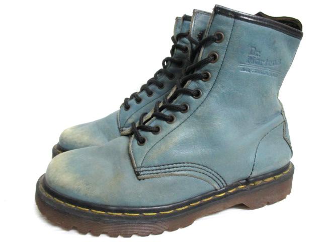 Doctor Martin /Dr.Martens 8 eyelet leather boots size: UK 6 1/ ...