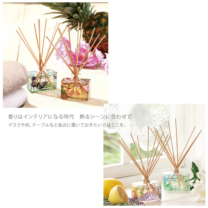 Just put the YANKEE CANDLE Yankee Candle mini Reed diffuser aromatherapy stick Interior fragrances! choose from 13 different ★ put easily concentrated aromas spread, diffusers/aroma read and stick with ▼ ▲. 10P12Oct15