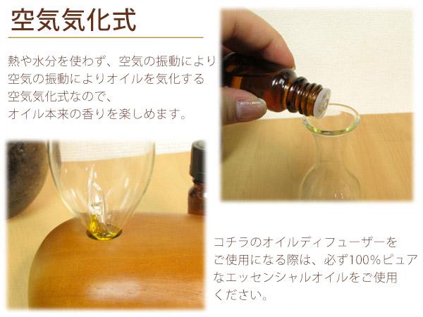 [送料無料]アロマディフューザーBrezzaシルバー精油セットアロマ芳香器|shopyuwn ...