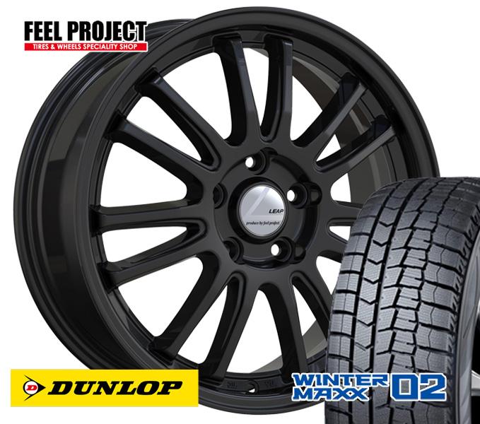 DUNLOP WM02 215 65R16 メイルオーダー スタッドレス アルミ タイヤ交換可能 送料無料 冬 65-16 ウィンターマックス 4本セット ついに入荷 ダンロップ WINTERMAXX 16インチ