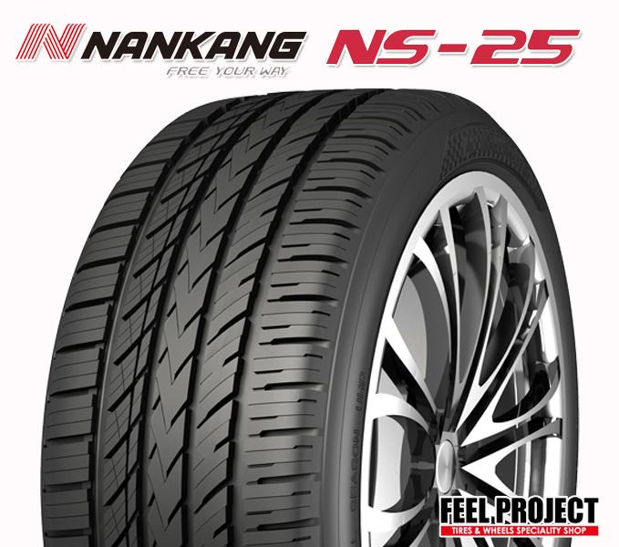 新作入荷!! ナンカン コンフォートプレミアムタイヤ トラスト タイヤ交換可能 275 35-20 35ZR20 102Y NANKANG XL NS-25