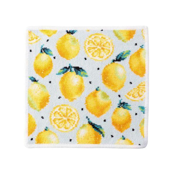 フェイラー公式 OUTLET SALE 最新号掲載アイテム LOVERARY ハンカチ レモンドット