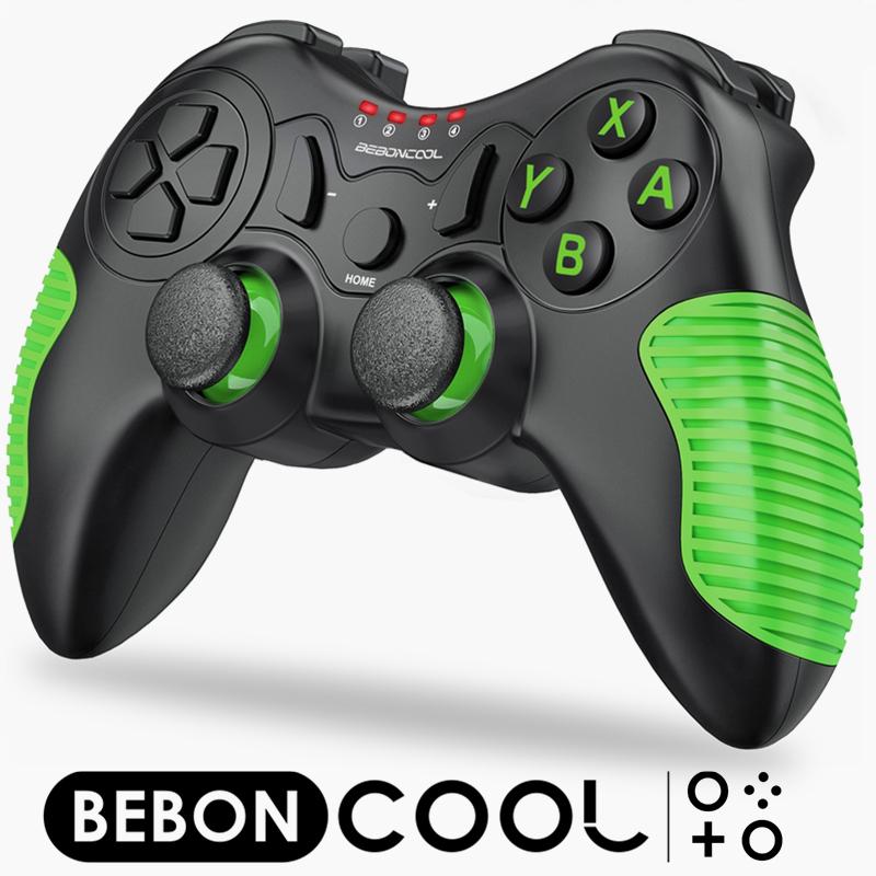 日本 まとめ買い特価 スイッチ コントローラー BEBONCOOL Switch ワイヤレス ワイヤレスプロコン ニンテンドースイッチ対応 Bluetooth ジャイロセンサー プロコン 振動