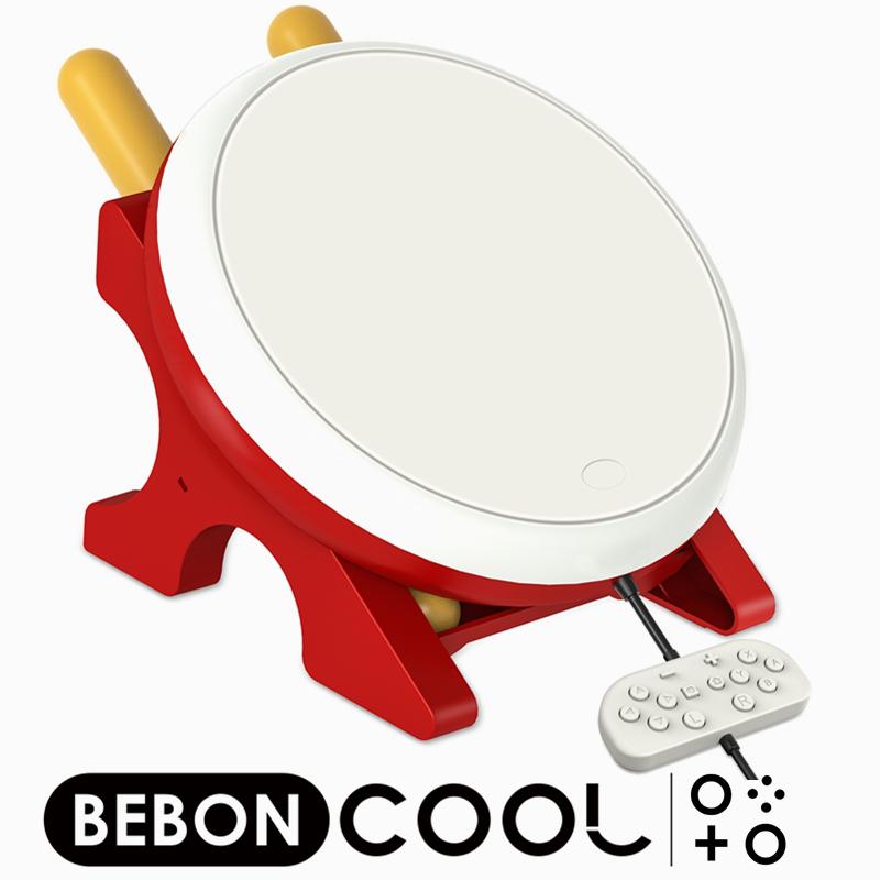 激安通販ショッピング 太鼓の達人 コントローラー Nintedo Switch 対応 太鼓とバチ switch 未使用 太鼓の達人専用コントローラー 太鼓とバチセット 送料無料 for スイッチ 太鼓コントローラー ゲーム 反応良 BEBONCOOL 高感度 Nintendo