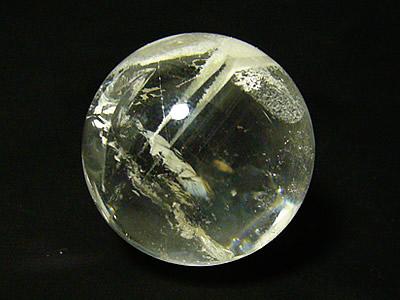 「39ショップ」ファントムクォーツ水晶玉22mmパワーストーン17g≪1点もの≫